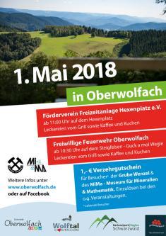 1. Mai in Oberwolfach