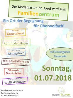 Kindergarten St. Josef wird zum Familienzentrum