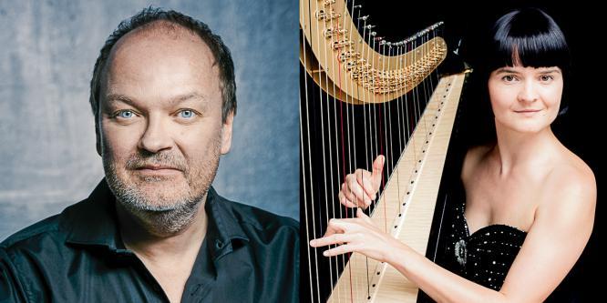 Jens Wawrczeck und Maria Totenhaupt