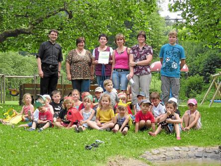 75-jähriges Jubiläum Klösterle-Kindergarten