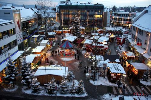 Weihnachtsmarkt in Achern