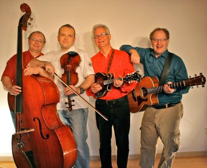 Grass Root Ties spielen in Oberkirch