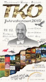 Jahreskonzert der Trachtenkapelle Oberwolfach