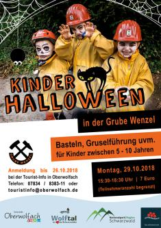 """Die Grube Wenzel lädt zum """"Kinder Halloween"""" ein"""
