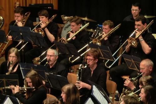 Jahreskonzert Musikverein Harmonie