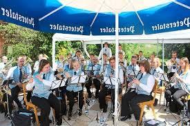 Sommerfest Musikverein Harmonie Schapbach